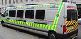 Stretch Ambulance: Classy