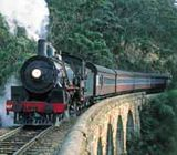 Steam train: ripe for metpahorisation