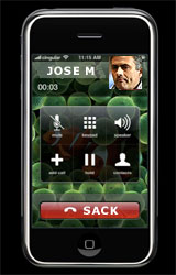 Abramovich: new iPhone