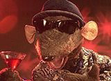 Roland Rat: simple glove puppet could be solution