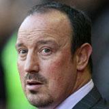 Benitez: succeeding despite idiocy