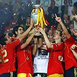 Spain's success: we'll have a bit of that - Scotland